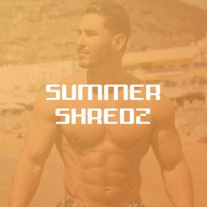 SUMMER SHREDZ PLAN